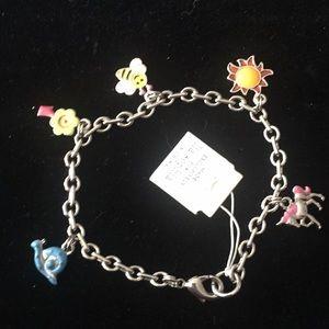 Lia Sophia children's bracelet